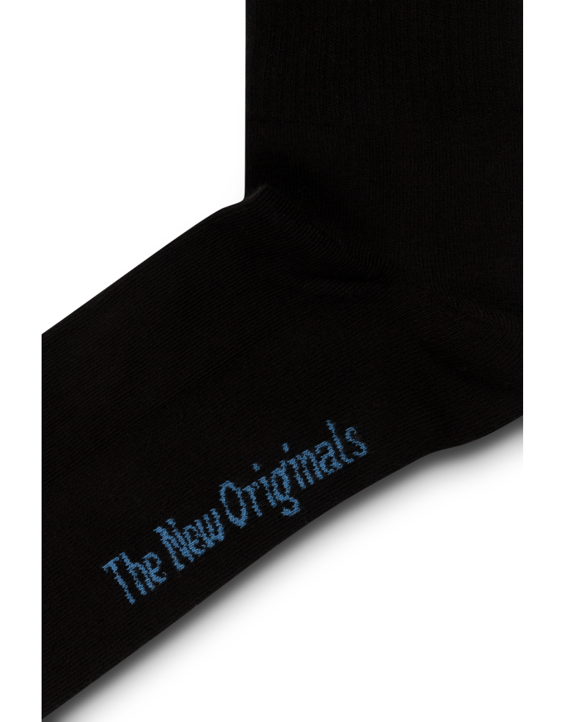 The New Originals Creatives are the new athletes socks | Black