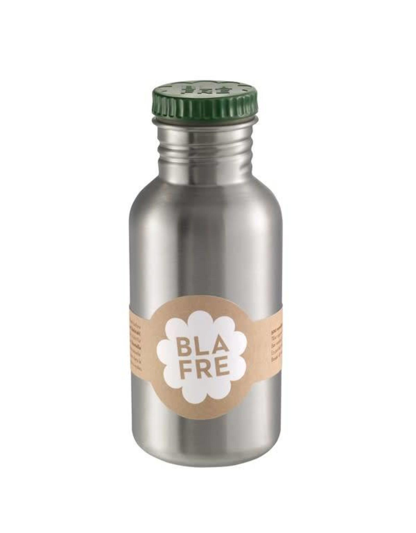 Blafre Blafre Drinkfles 500ml Donker Groen