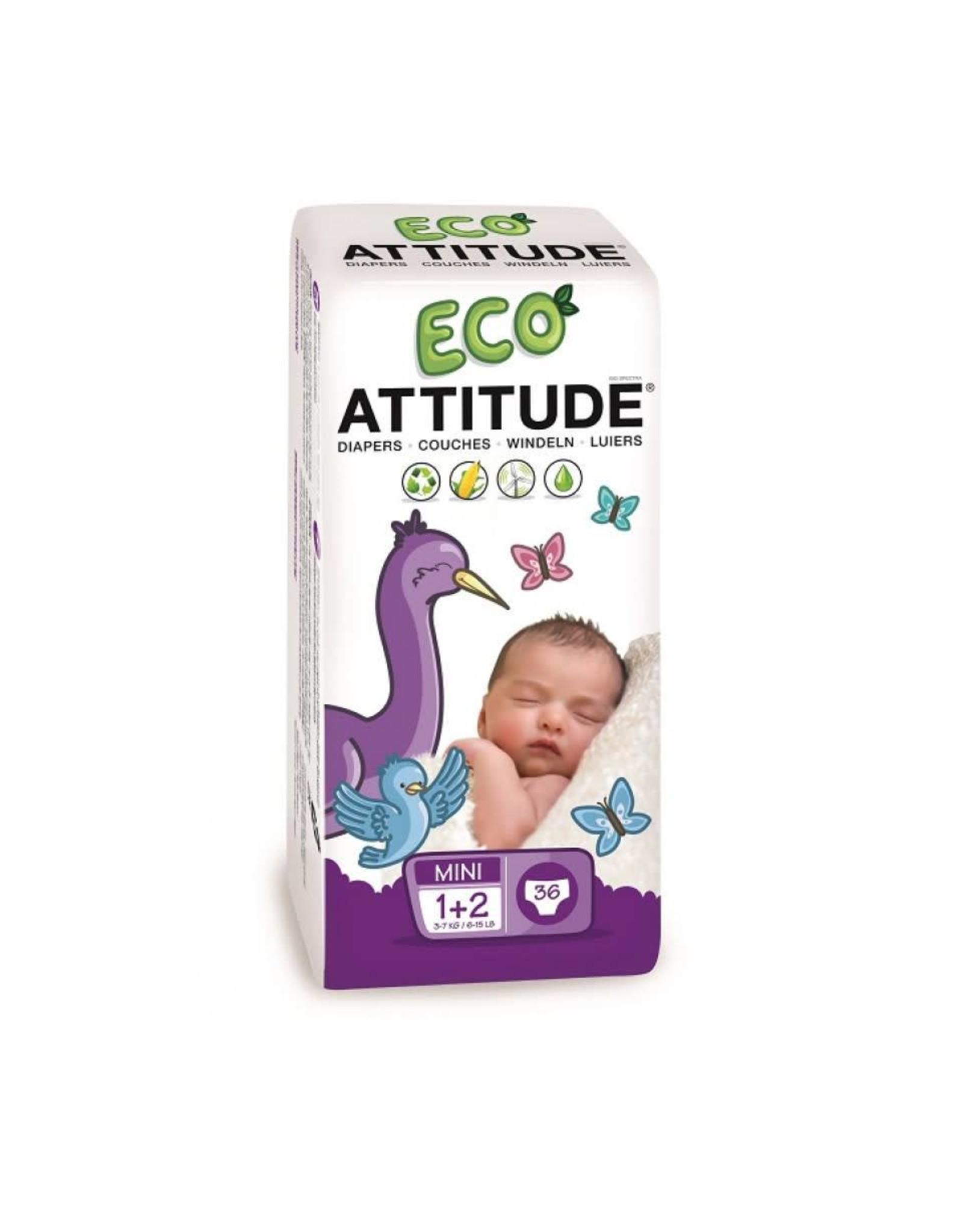 Attitude Attitude Eco Luiers maat 1-2