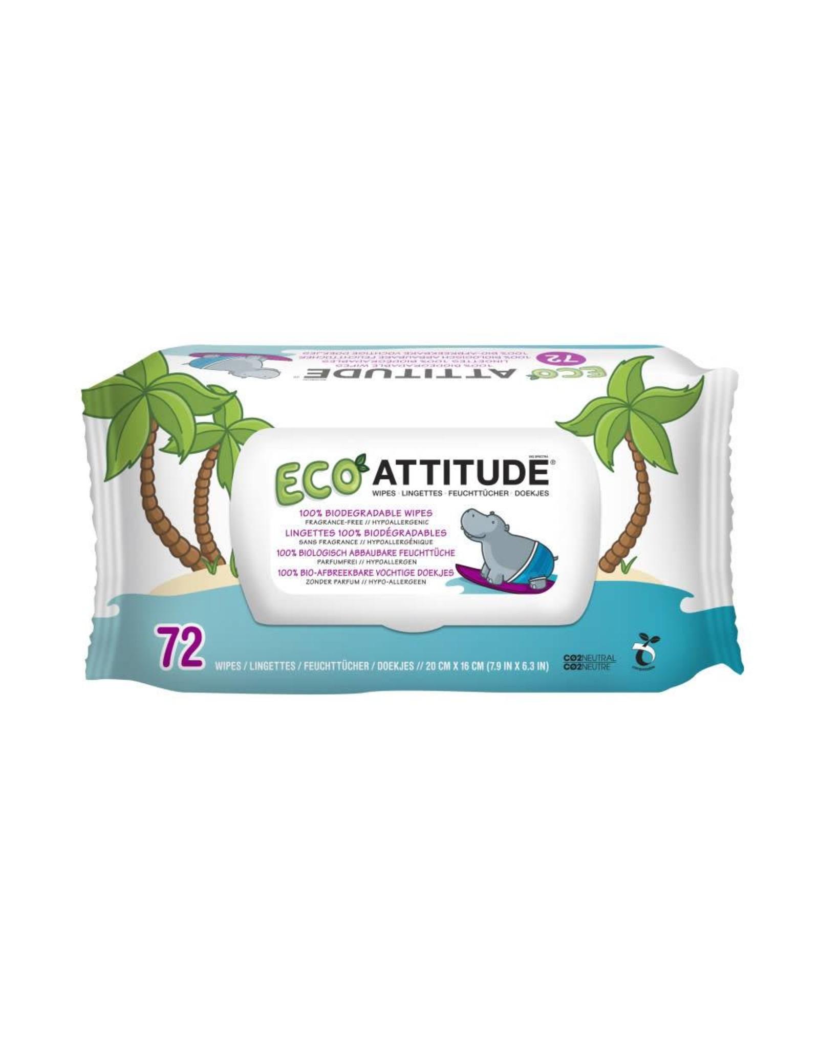 Attitude Attitude Billendoekjes 1pack