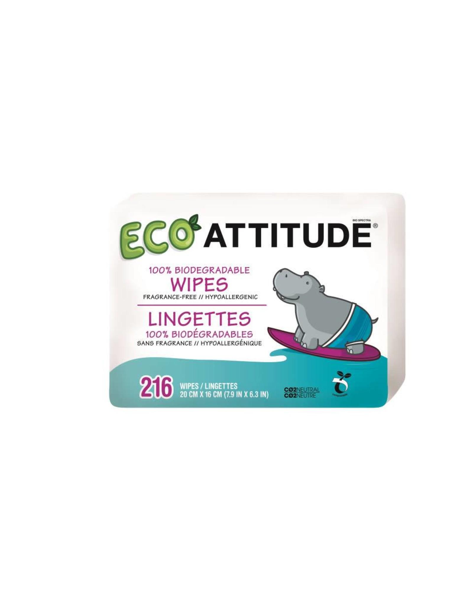 Attitude Attitude Billendoekjes 3pack