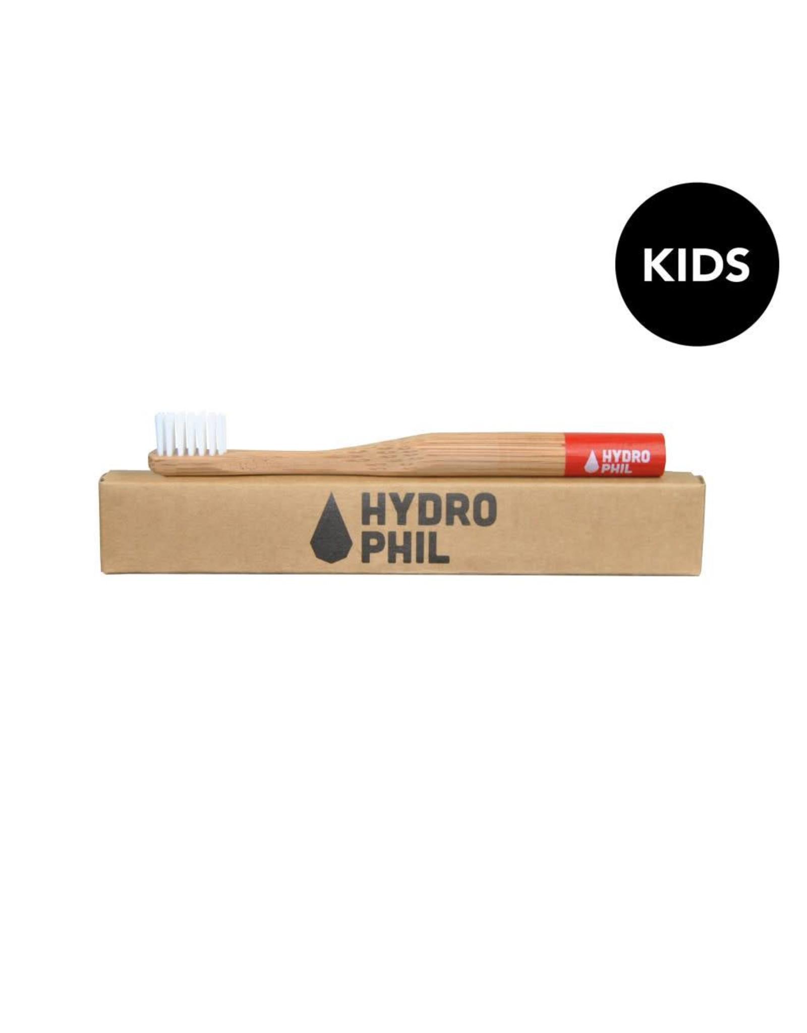 Hydrophil Hydrophil Tandenborstel Rood @