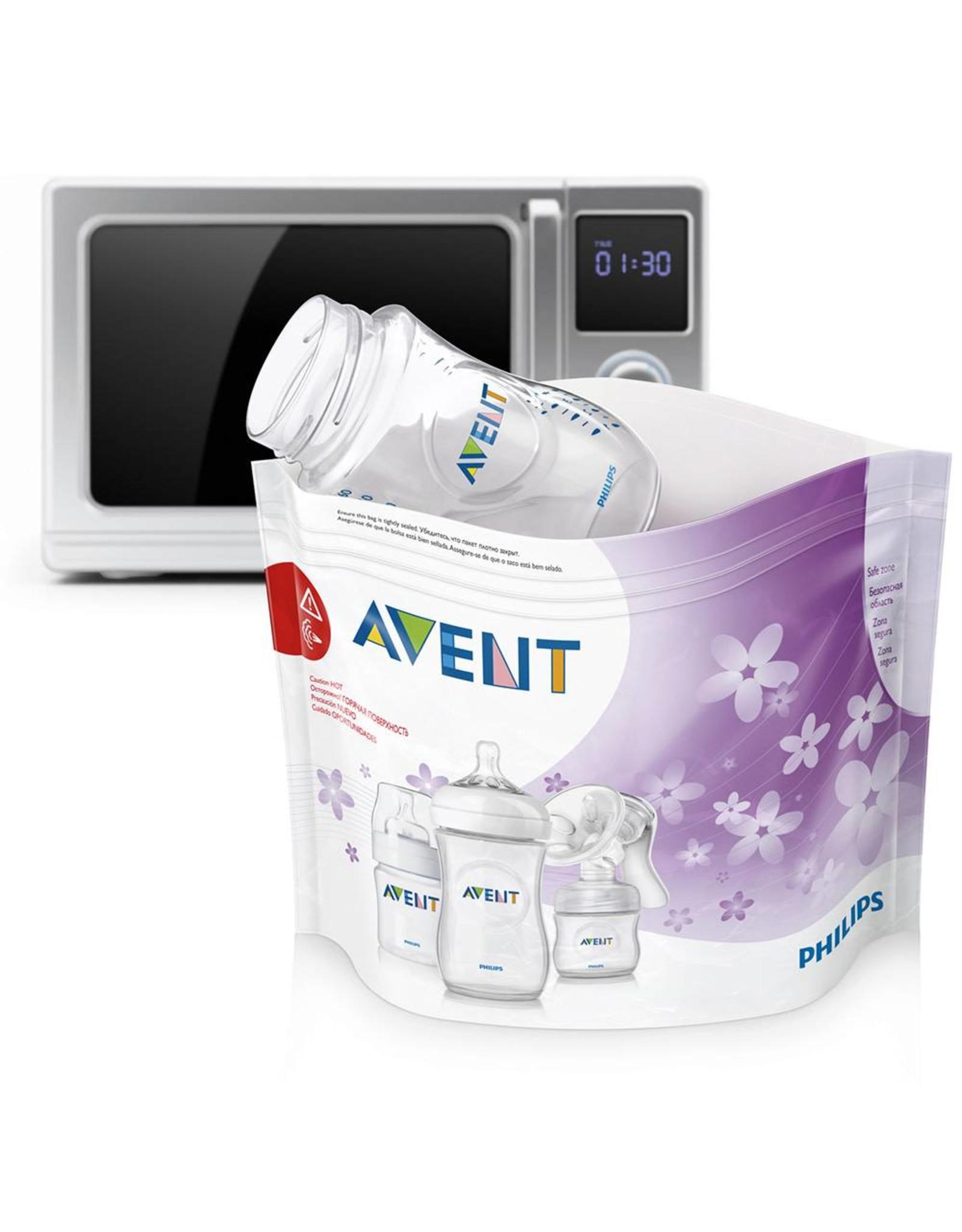 Avent Avent Microgolf sterilisatiezakjes