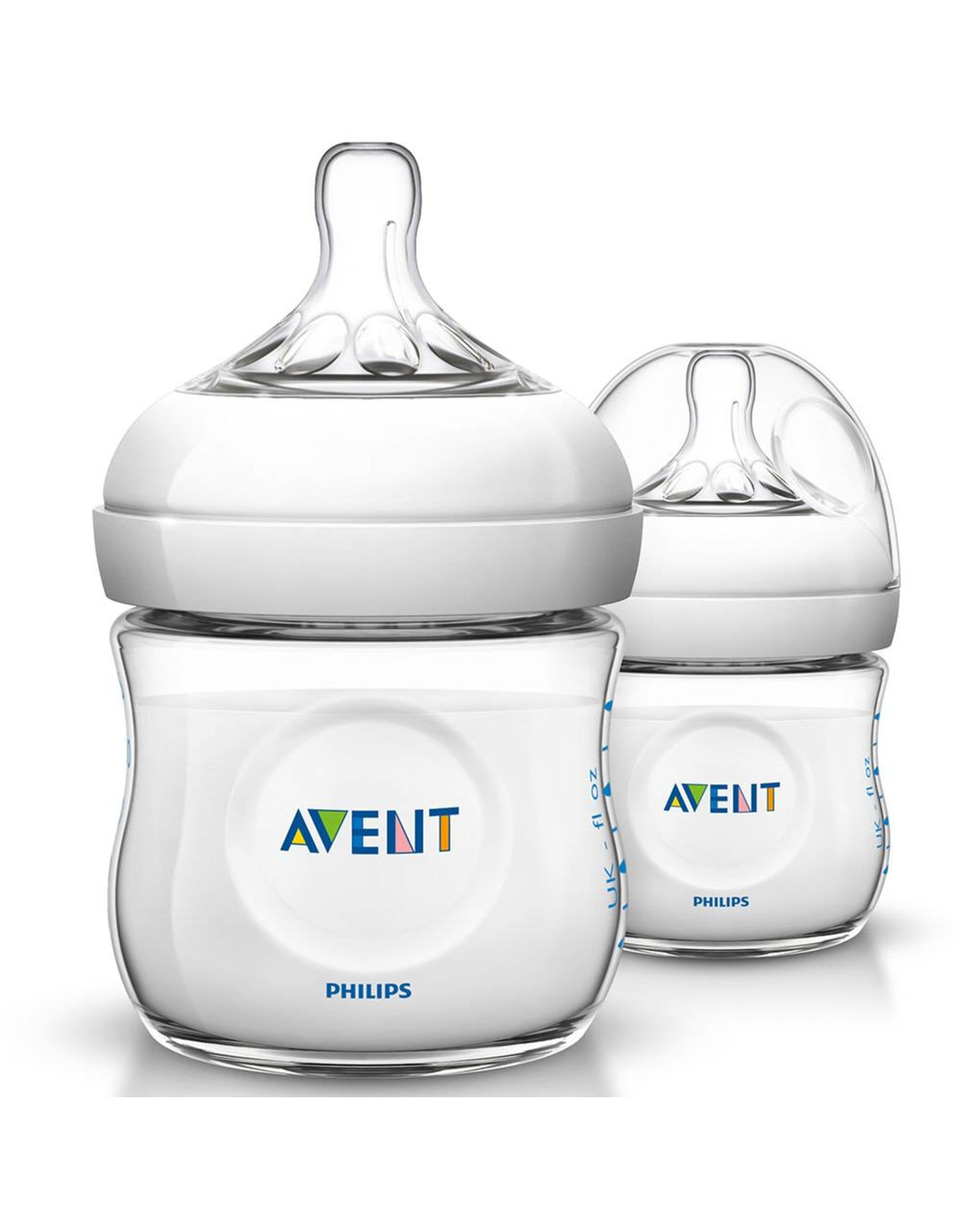 Avent Avent Natural zuigfles DUO