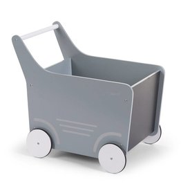 Childhome Childhome Loopwagen - Hout - Mint