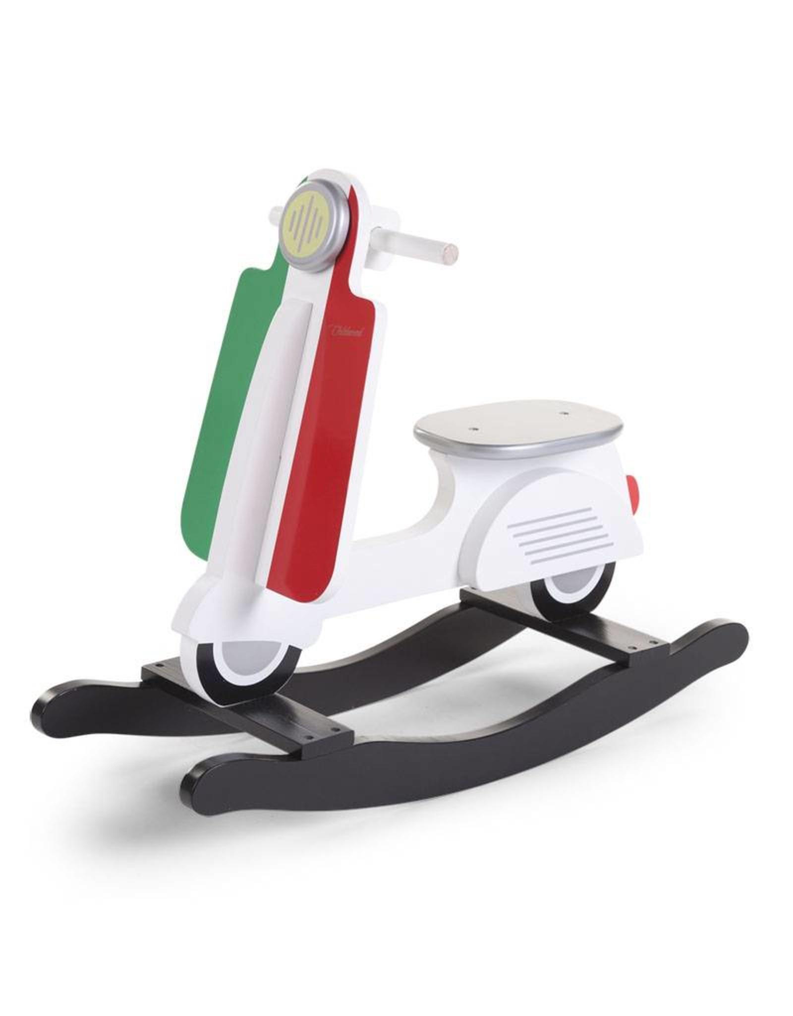 Childhome Childhome Schommel Scooter - MDF - Italië