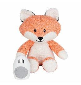 Flow Flow Heartbeat Comforter - Robin The Fox - Orange