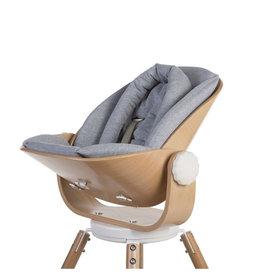 Childhome Childhome Evolu Newborn Comfortkussen - Jersey - Grijs