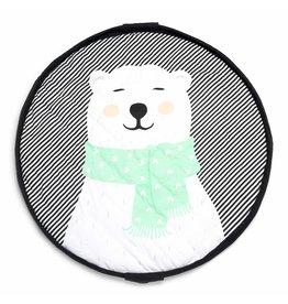 Play & Go Play & Go Opbergzak Soft Polar Bear