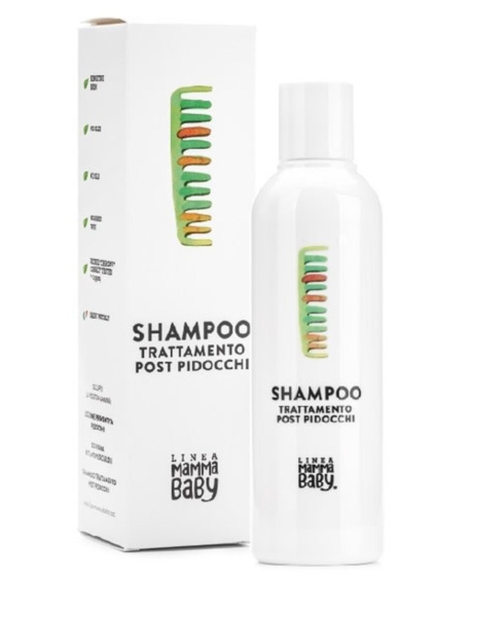 Linea MammaBaby Linea MammaBaby Shampoo Voor Nabehandeling Tegen Hoofdluis