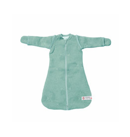 Lodger Lodger Winterslaapzak baby empire silt green 50/62