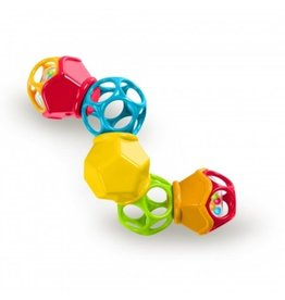 Oball O Ball Clickety Twister Rattle