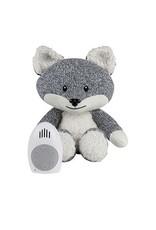 Flow Flow Heartbeat Comforter - Robin The Fox - Grey