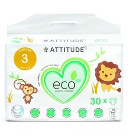 Attitude Attitude Baby Care Luiers Maat 3