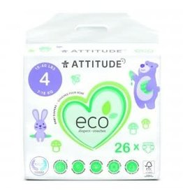 Attitude Attitude Baby Care Luiers Maat 4