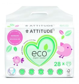 Attitude Attitude Baby Care Luiers Maat Newborn