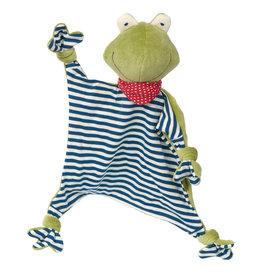 Sigikid Sigikid Comforter Frog Natural Love