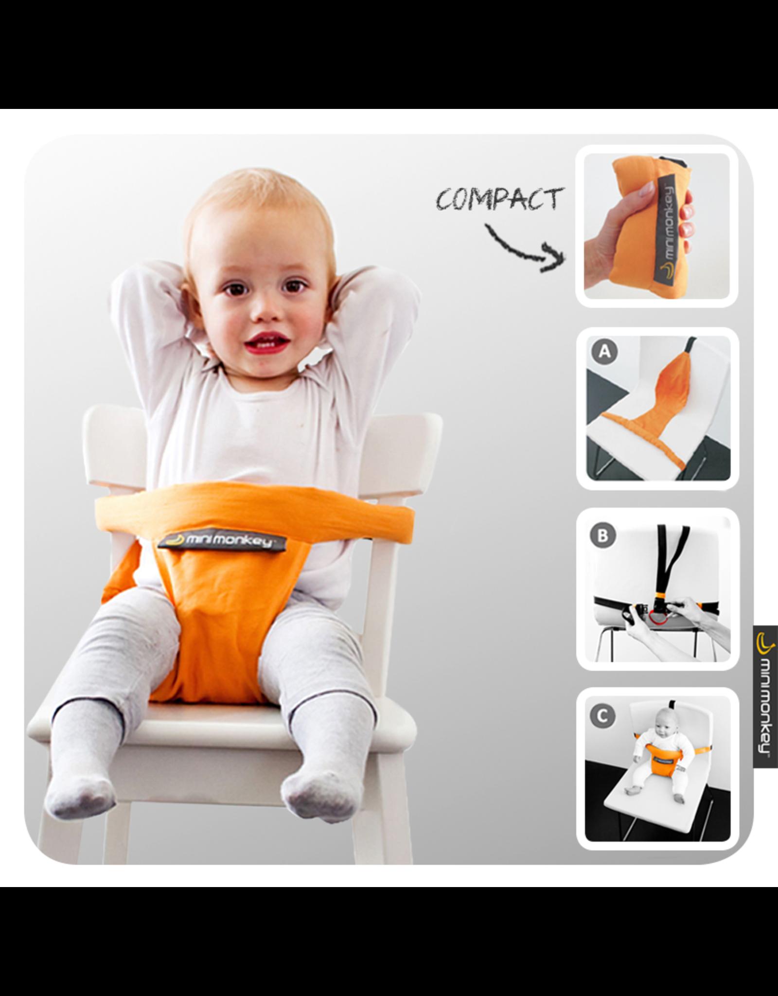 Minimonkey Minimonkey Mini Chair Grey