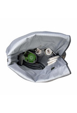 Lassig Lassig Greenlabel Rolltop Backpack Anthracite