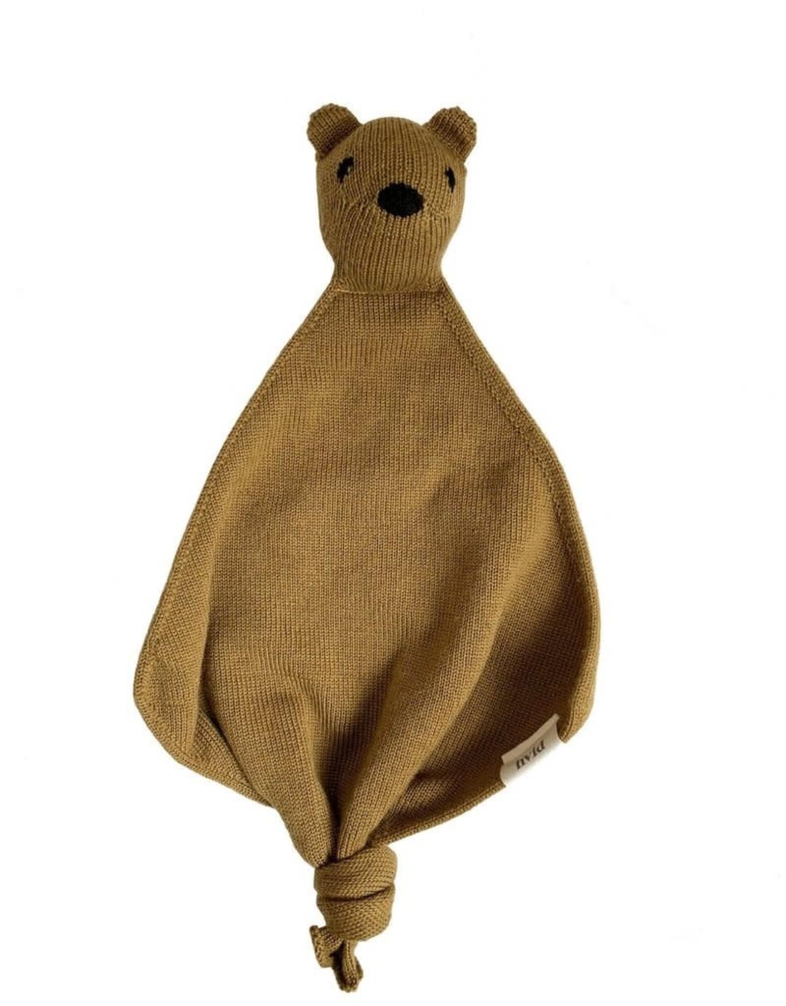 HVID HVID Teddy Tokki mustard