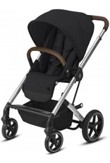 Cybex Cybex BALIOS S LUX chassis Silver zitje Deep Black