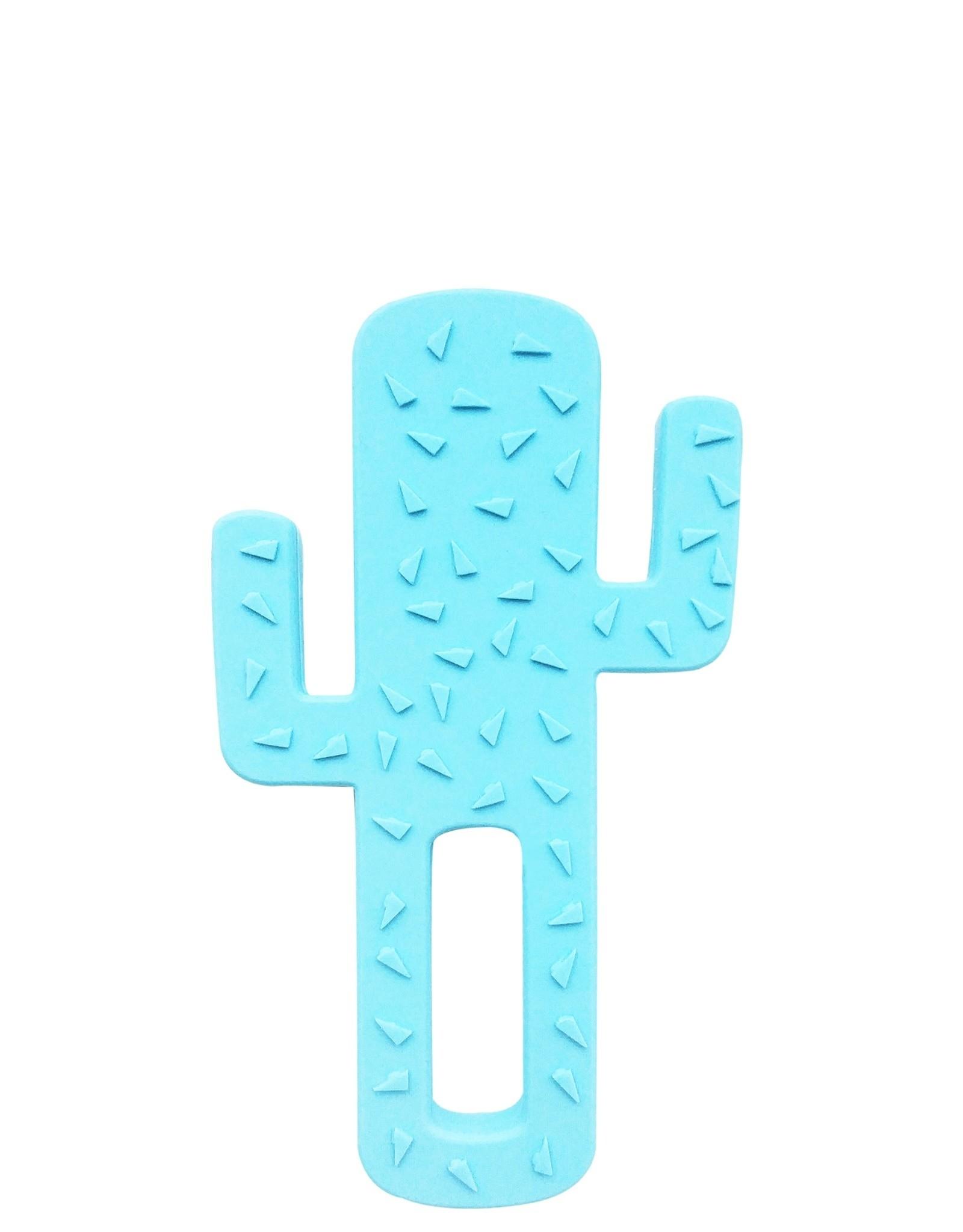 MiniKOiOi Minikoioi Bijtring Cactus Blauw