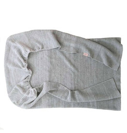 witlof for kids Witlof for Kids Tuck-Inn 60x120 Ombre Warm Grey