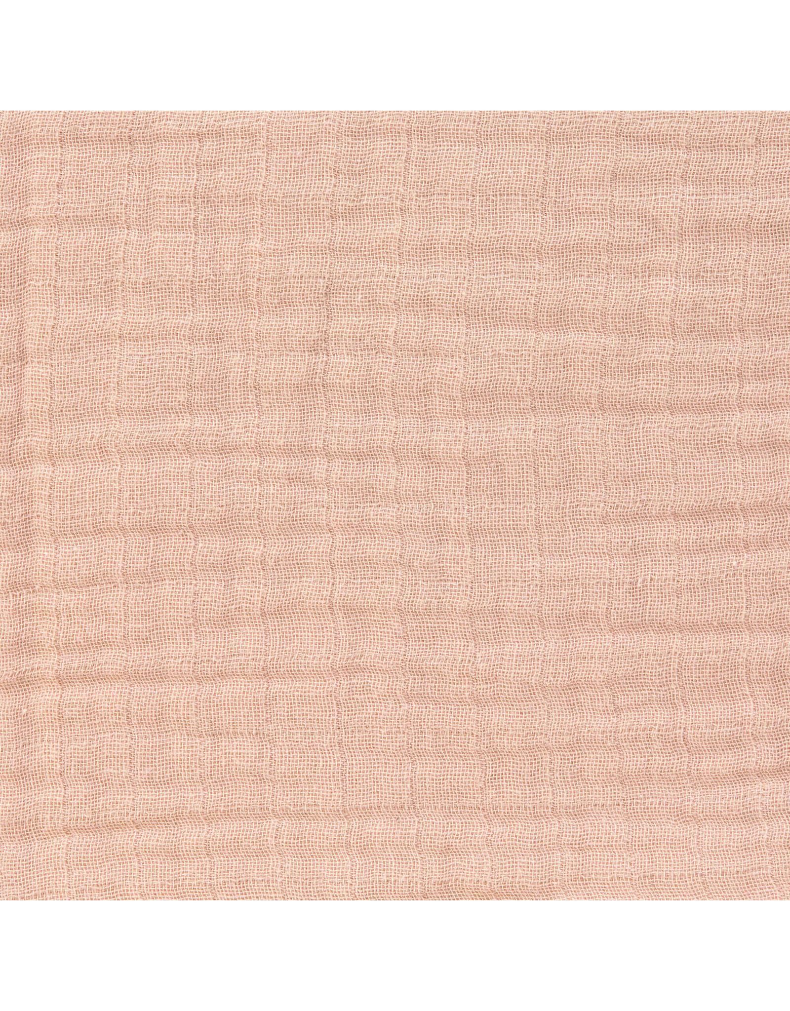 Lassig Lassig Washandjes Tetra set 3 Light pink