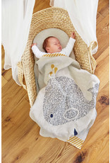 Lassig Lassig Knitted Blanket 75x100 Little Water Whale