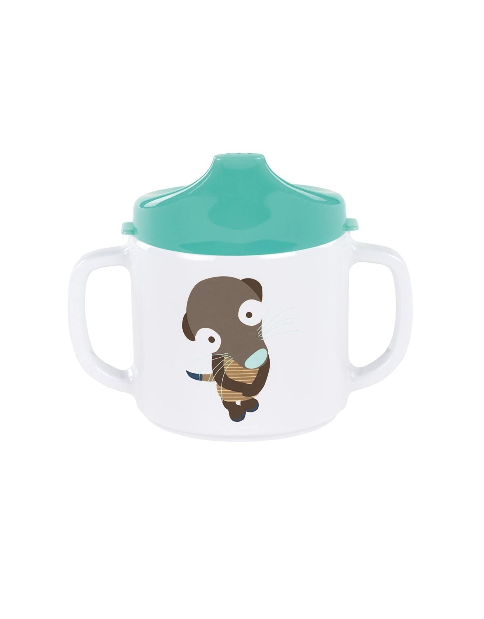 Lassig Lassig Sippy Cup Meerkat