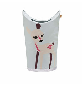 Lassig Lassig Laundry Bag Wildlife Little Tree Fawn