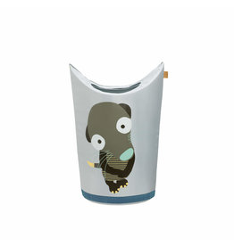 Lassig Lassig Laundry Bag Wildlife Meerkat