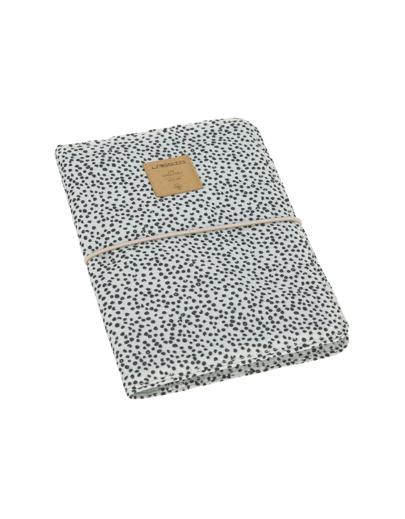 Lassig Lassig Casual Changing Pouch Dotted Offwhite