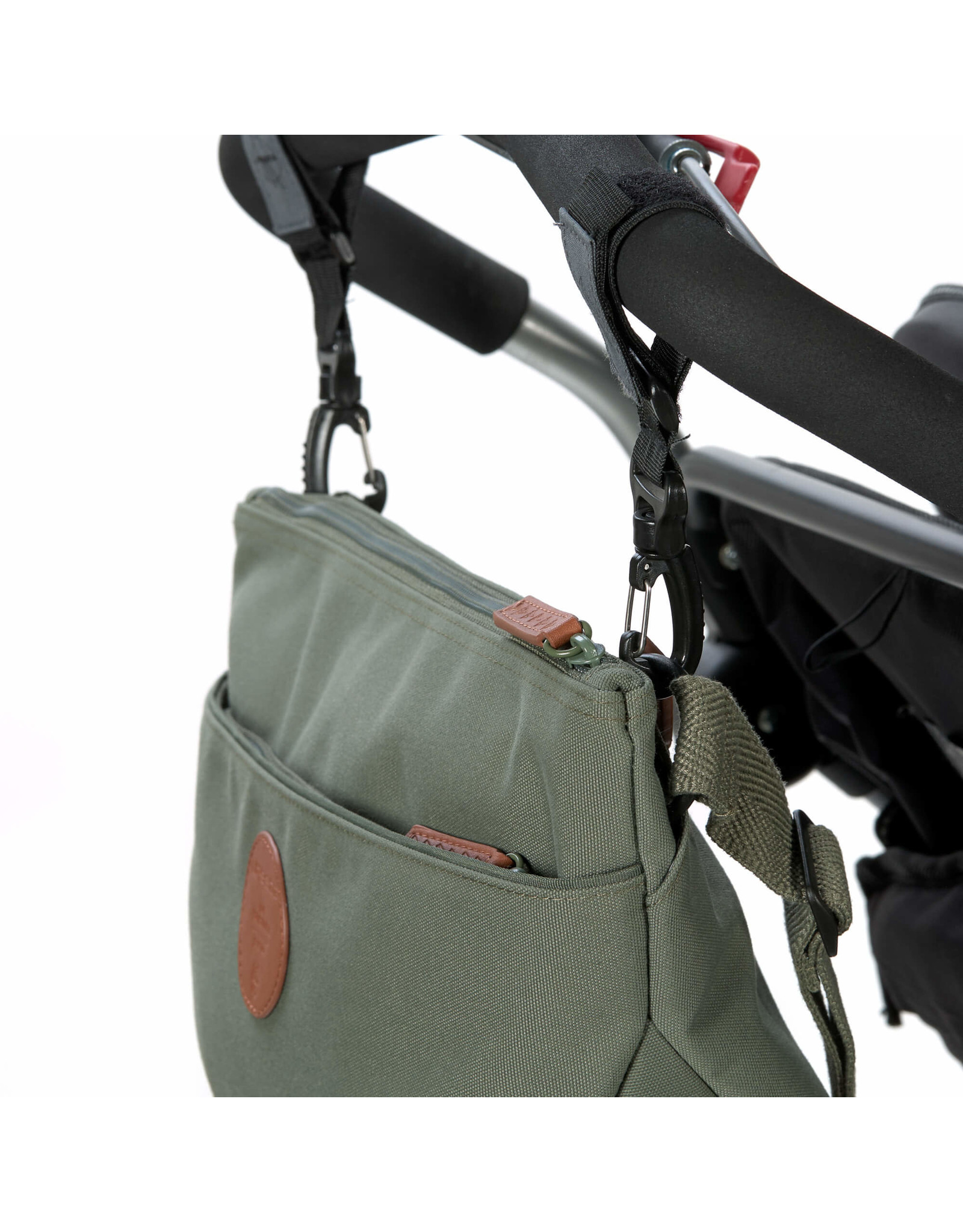 Lassig Lassig Buggy Dum Bag Adventure Olive