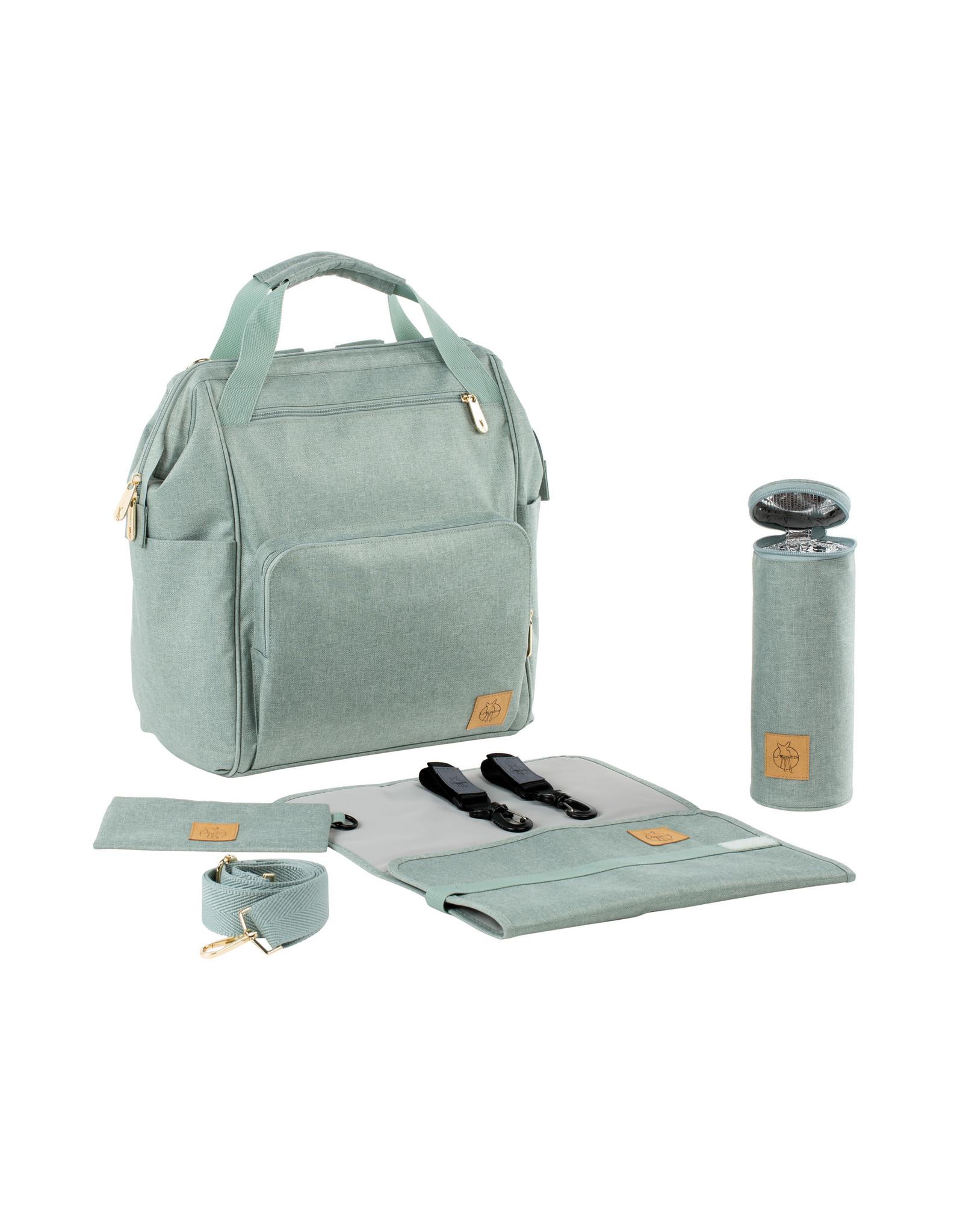 Lassig Lassig Glam Goldie Backpack Mint