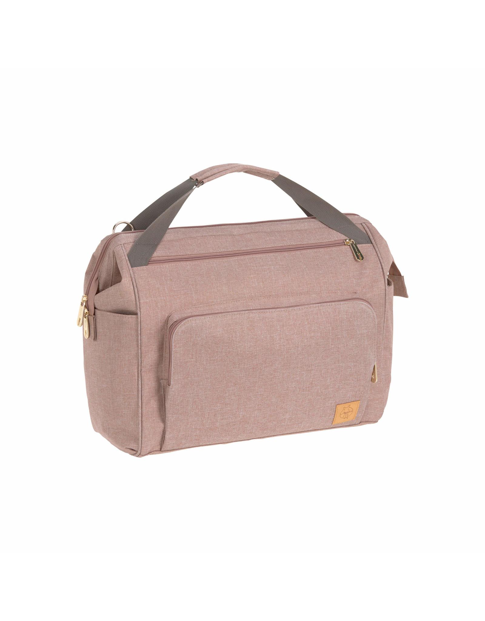 Lassig Lassig Glam Goldie Twin Backpack Rose
