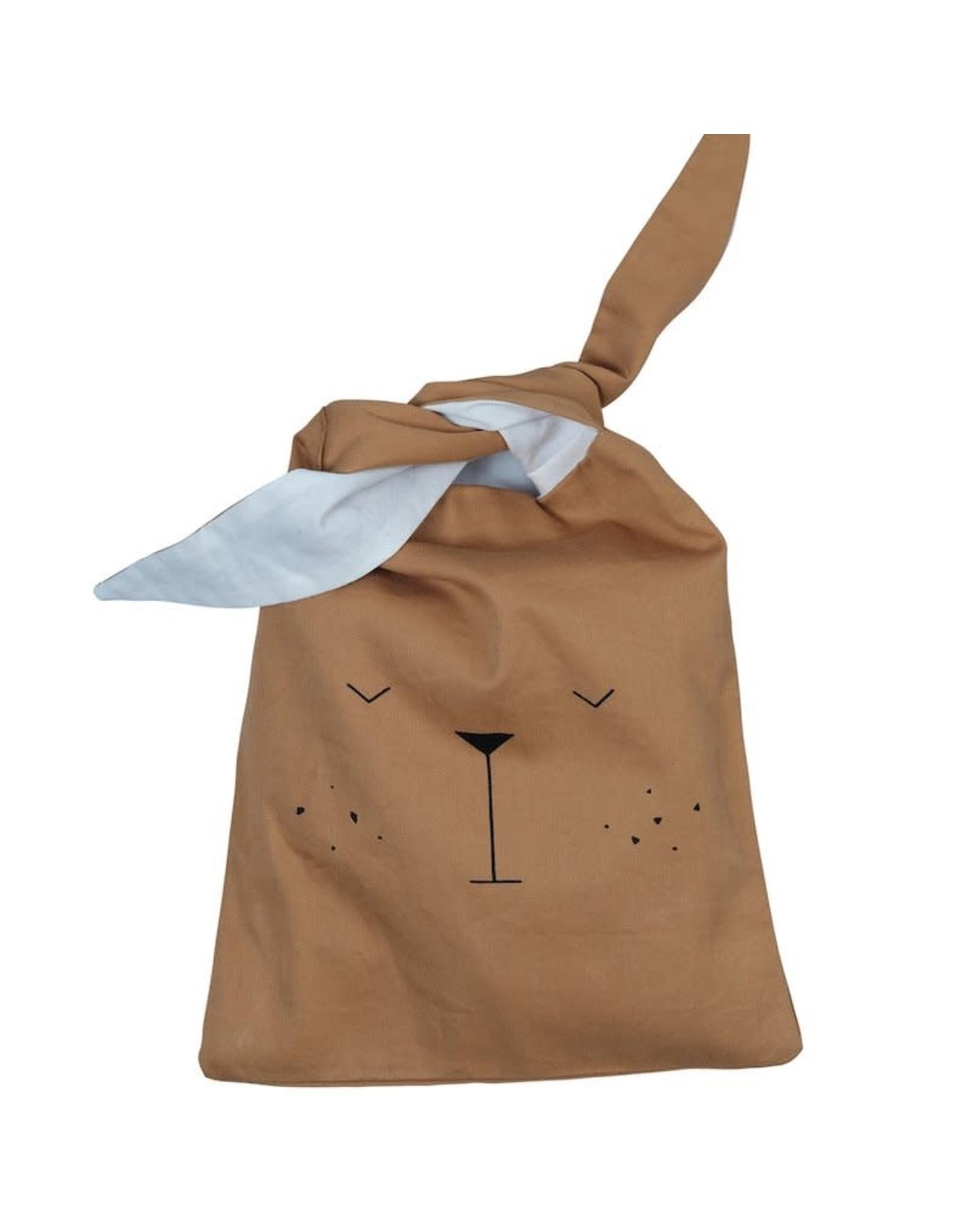 fabeLab Fabelab Lunchbag – Bear Ochre