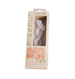 Jack N' Jill Jack N' Jill Silicone Tooth & Gum Brush