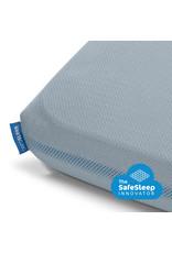 Aerosleep Aerosleep Sleep Safe Fitted Sheet Blauw