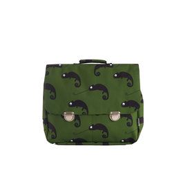Aikoo Aikoo Schoolbag Large Chameleon
