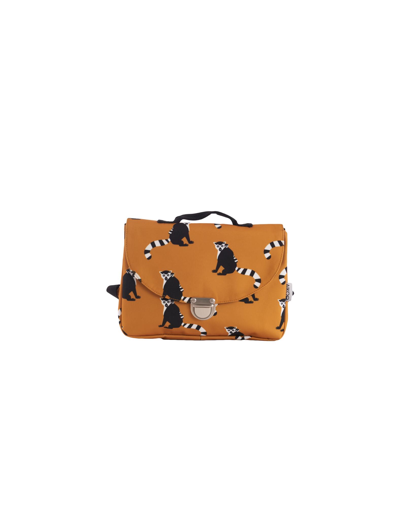 Aikoo Aikoo Schoolbag Small Lemur