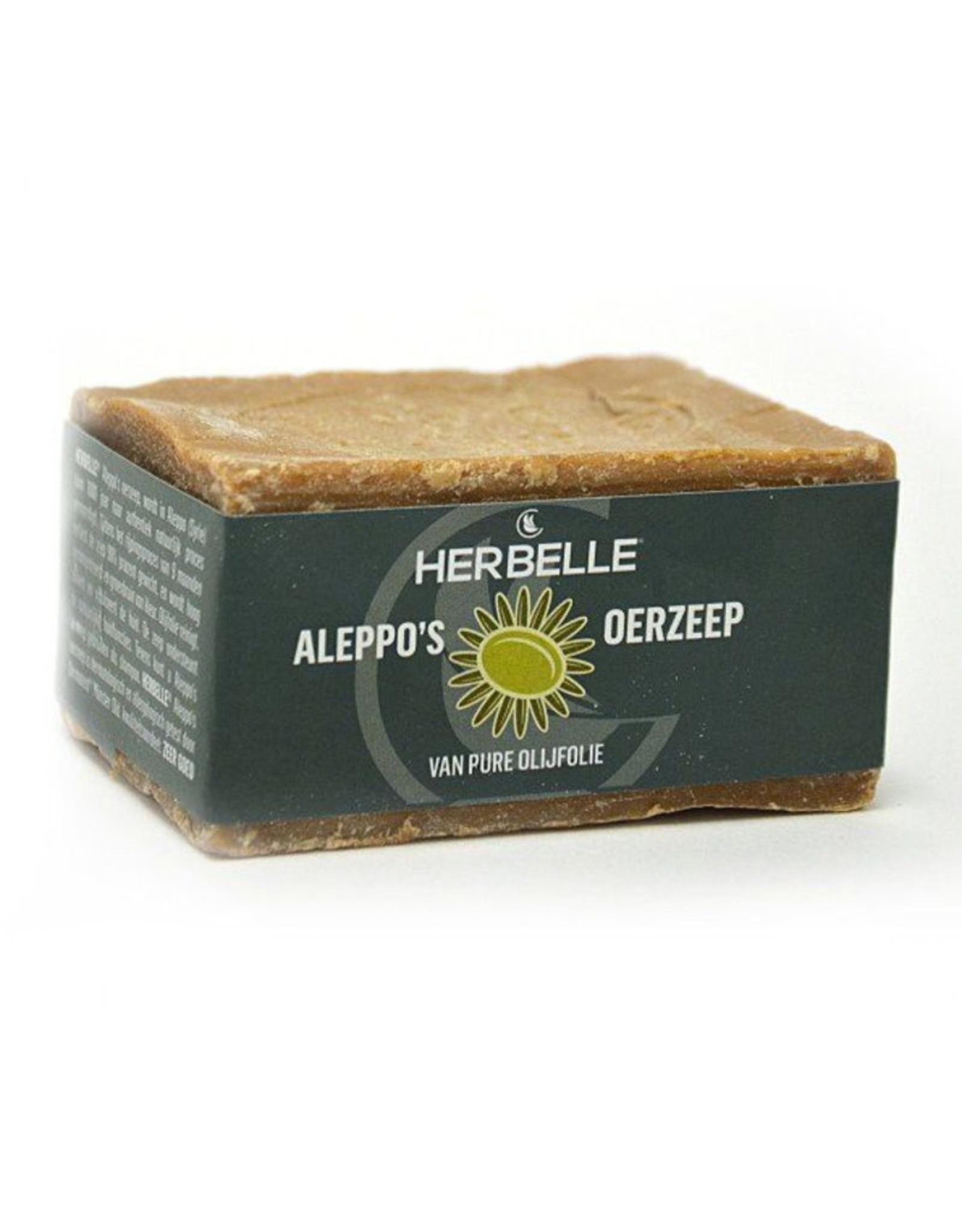 Aleppo Oerzeep 100% Olijfolie 200 gr