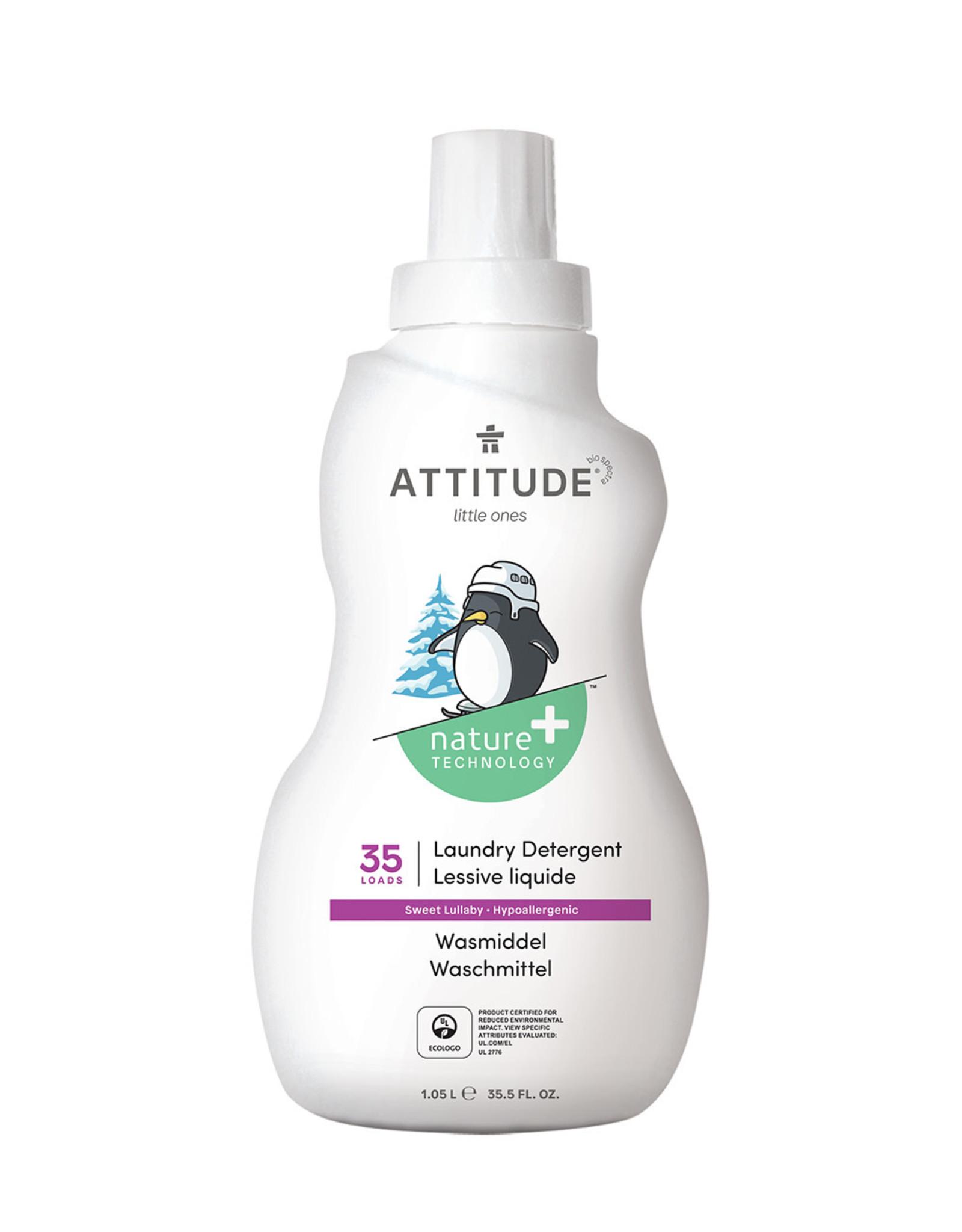 Attitude Attitude Little Ones | Vloeibaar Wasmiddel | Parfumvrij