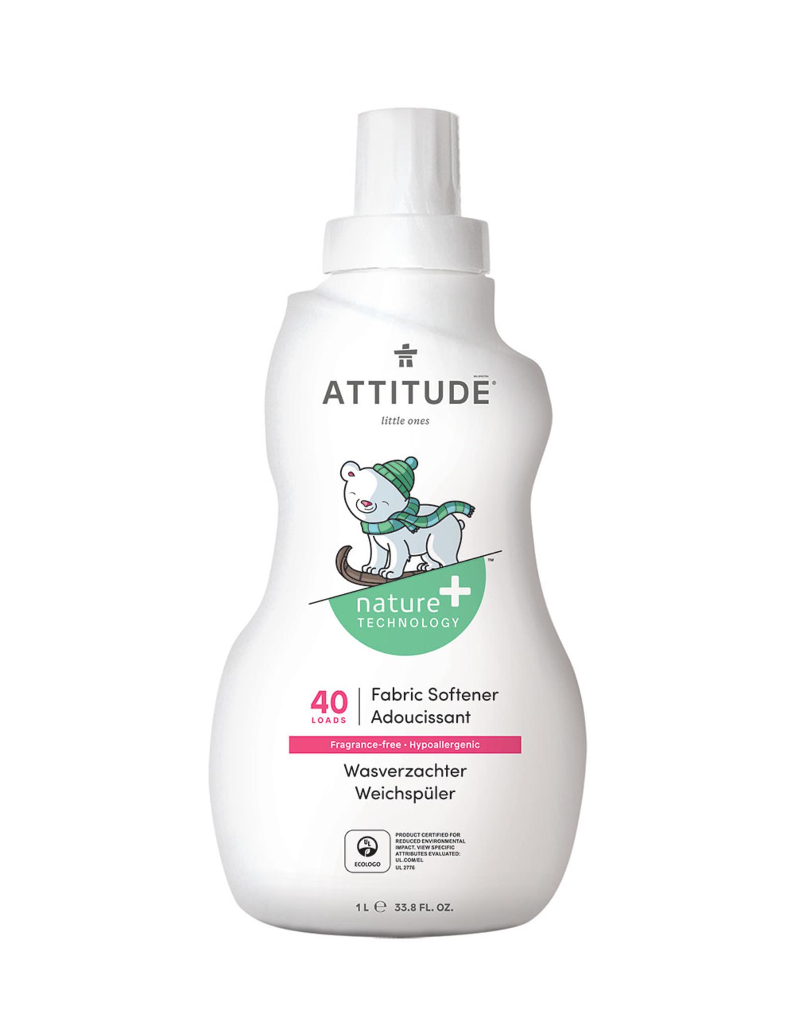 Attitude Attitude Little Ones   Wasverzachter   Parfumvrij