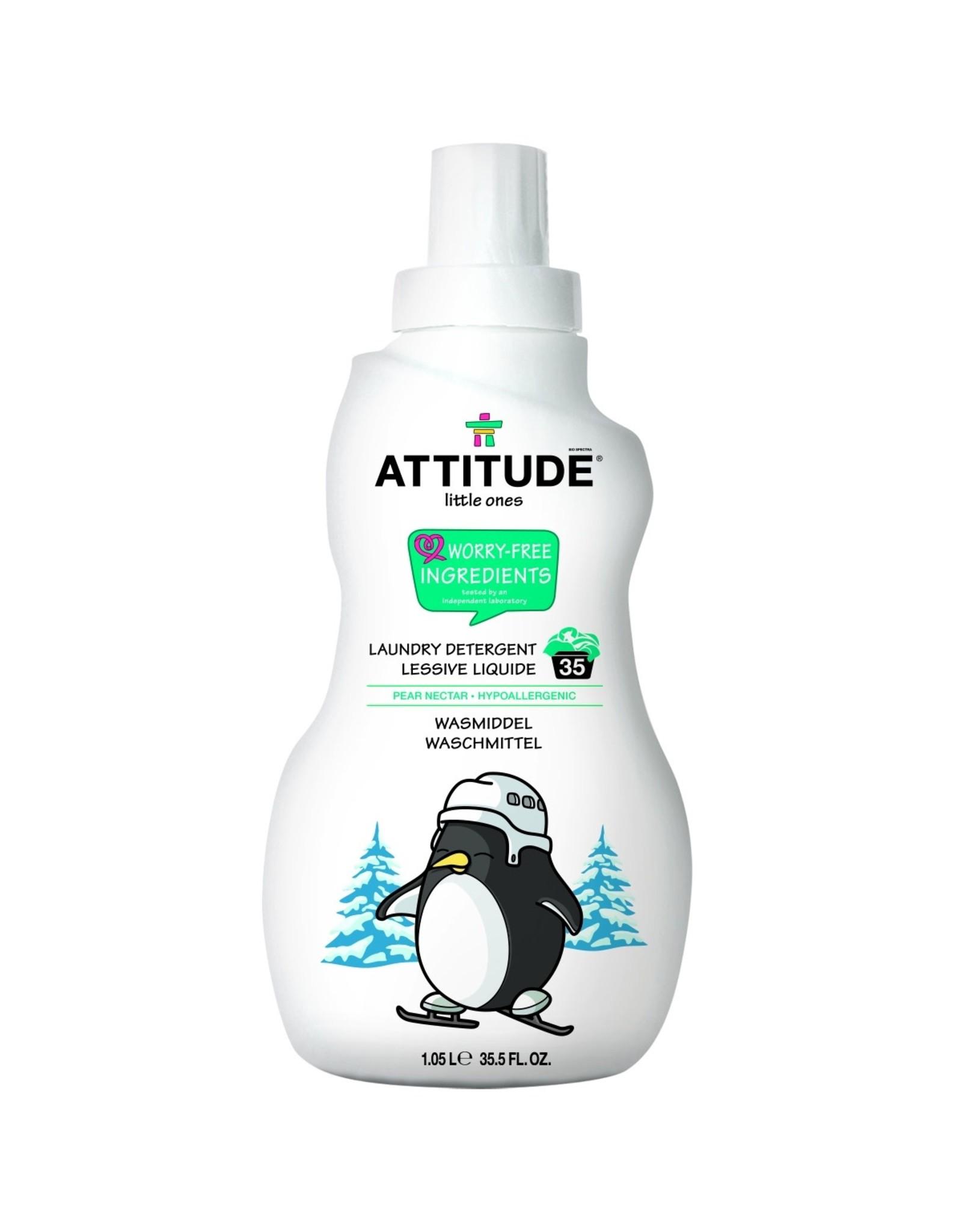 Attitude Attitude Little Ones | Vloeibaar Wasmiddel | Pear Nectar