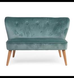 Childhome Childhome Double Sofa Velvet Green