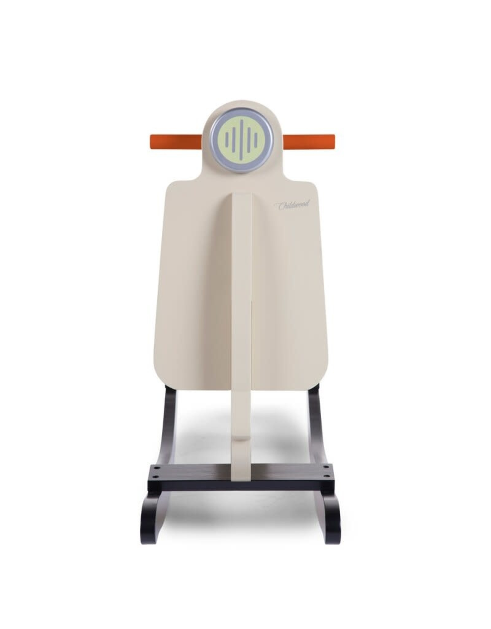 Childhome Childhome Schommel Scooter - MDF - Cream