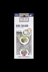 Bibs BIBS - Fopspeen Natuurrubber - Blister Sage/ Cloud T1