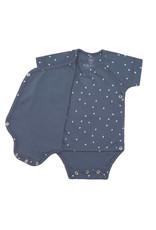 Lassig Lassig Short Sleeve Body GOTS, Triangle Blue