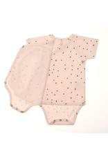 Lassig Lassig Short Sleeve Body GOTS Dots powder Pink